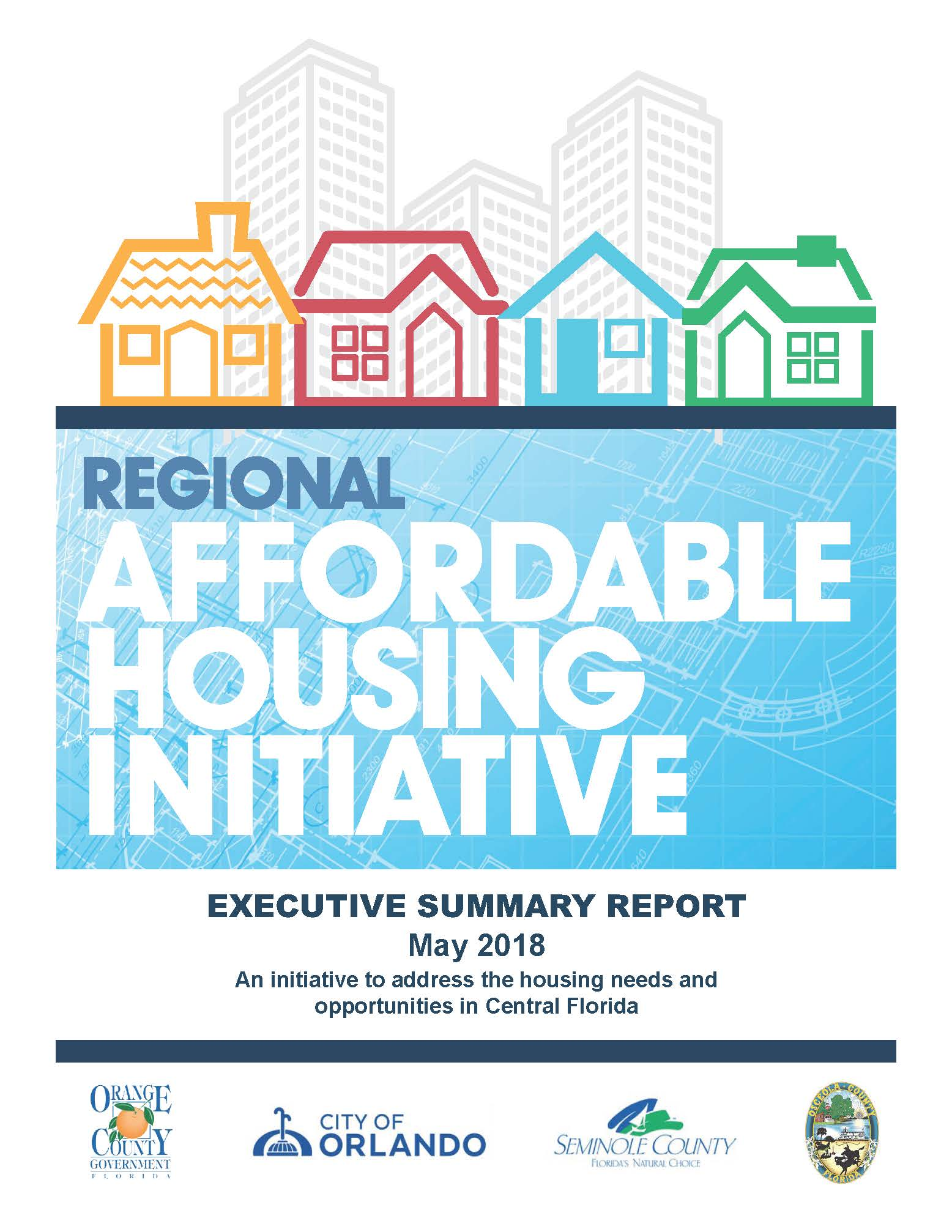 Regional Affordable Housing Executive Summary Report