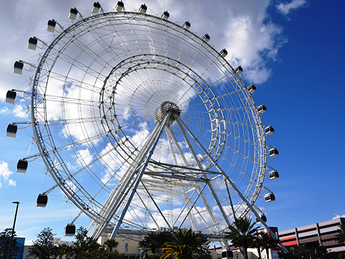 Featured Image, Orlando Eye Ferris Wheel