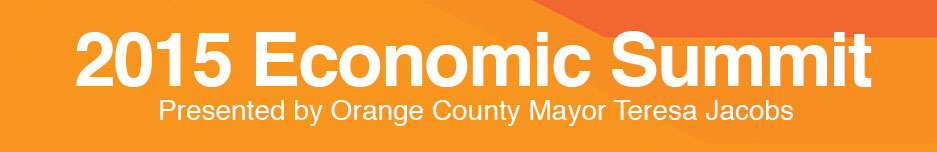 2015 Economic Summit Banner
